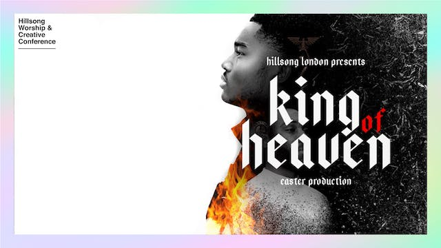 King of Heaven by Kirsty Trindade And Gary Clarke