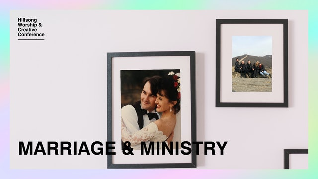 Marriage and Ministry with Stephen And Donna Crouch