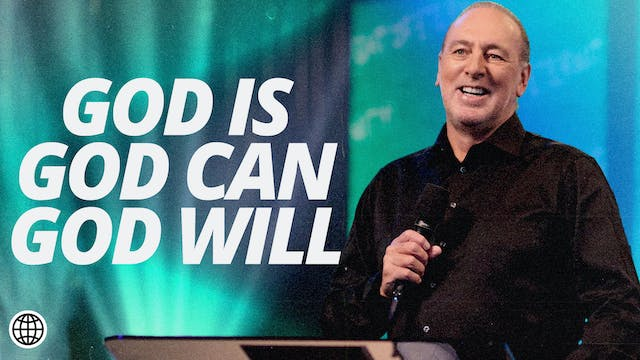 God Is, God Can & God Will Pt.1 by Brian Houston