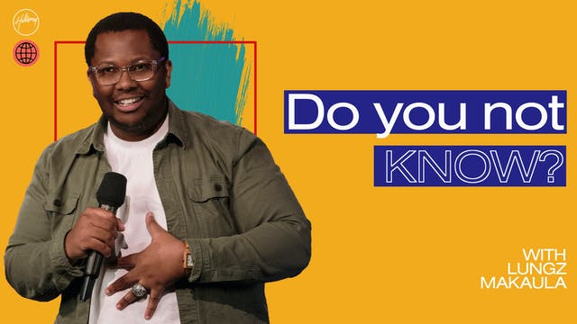 Do You Not Know? by Lungz Makaula