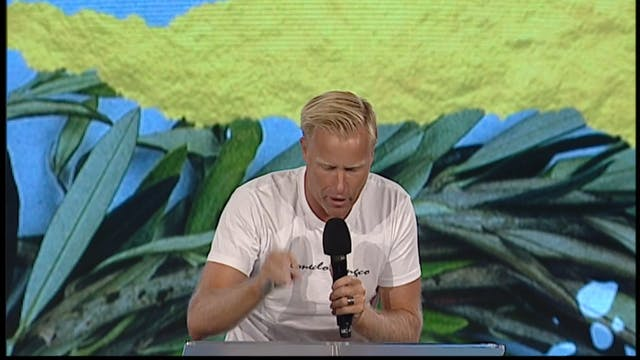 Anointing Service by Scott 'Sanga' Sa...