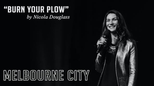Burn Your Plow by Nicola Douglass