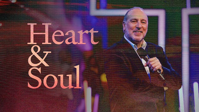 Heart & Soul Night with Brian Houston & Team