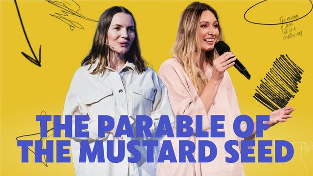 The Parable Of the Mustard Seed by Sarah Khiroya