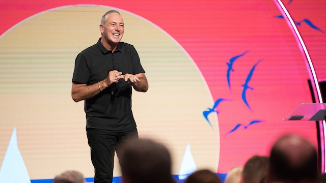 There Is More - Living Large by Brian Houston