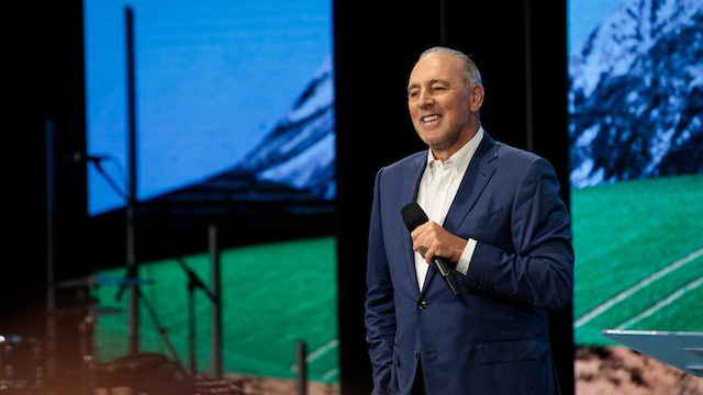 Bitter, Better, Blessed by Brian Houston