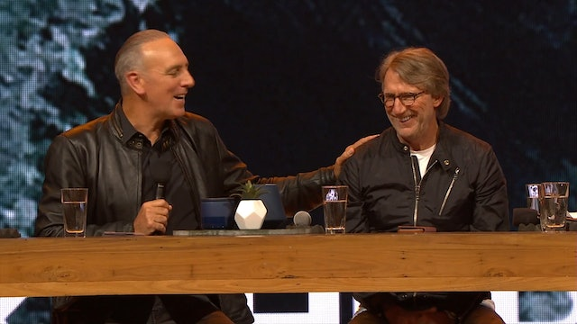 Let's Talk Church by Brian Houston & Friends