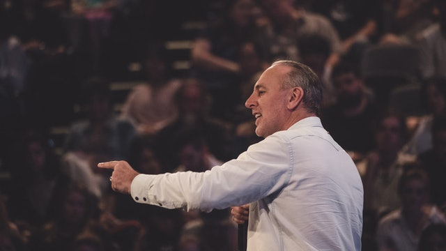 You Are The One: Positioned For Maximum Influence by Brian Houston