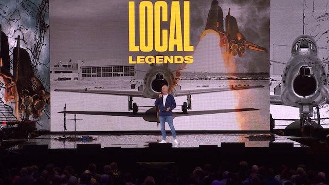Local Legends - Paul de Jong