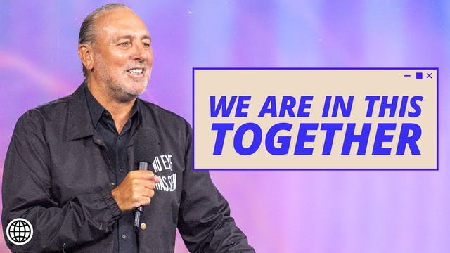 We Are In This Together by Brian Houston