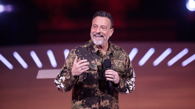 The Battle For Peace by Erwin McManus