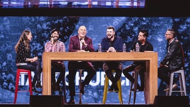 Let's Talk Church by Brian Houston & Hillsong Lead Pastors