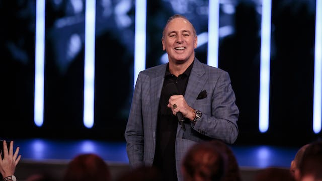 A Magnetic Gathering by Brian Houston