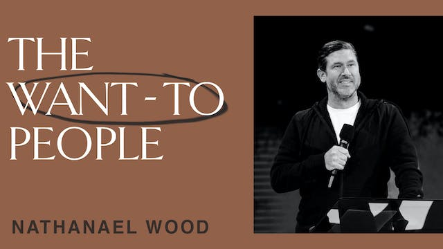 The Want-To People by Nathanael Wood