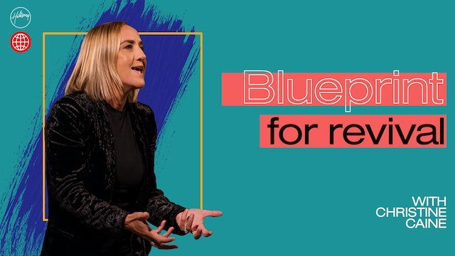 Blueprint For Revival by Christine Caine