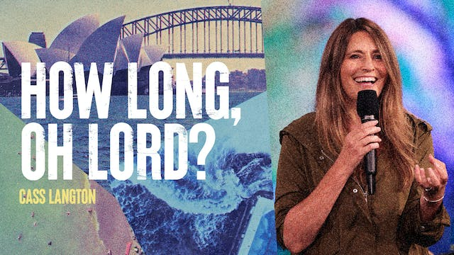 How Long, Oh Lord? by Cassandra Langton