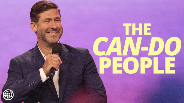 The Can-Do People by Nathanael Wood