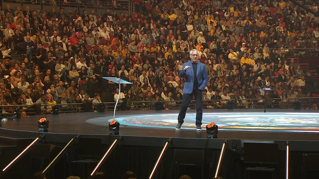 The Renewed Mind - Bill Johnson - Hillsong Conference 2019