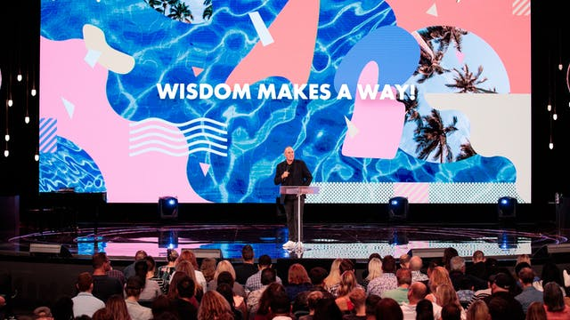 Wisdom Makes A Way Pt.1 by Brian Houston