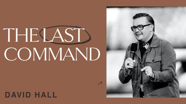 The Last Command by David Hall