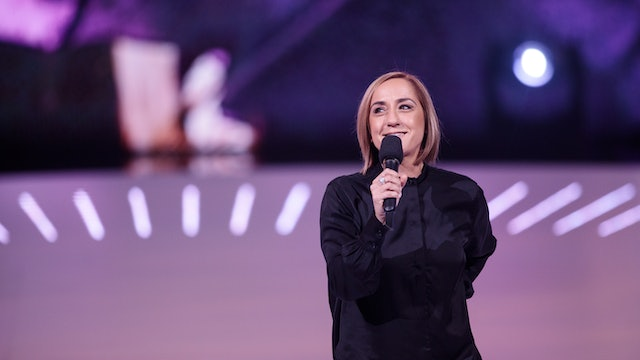 Dropping Our Anchor by Christine Caine