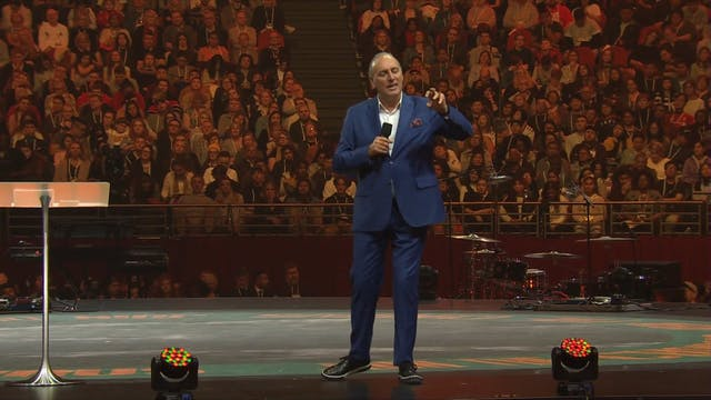 It's Beginning To Rain - Brian Houston - Hillsong Conference 2019