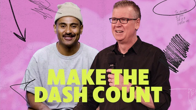 Make The Dash Count by Haydn Nelson