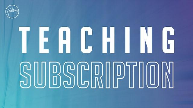 Hillsong Teaching Subscription