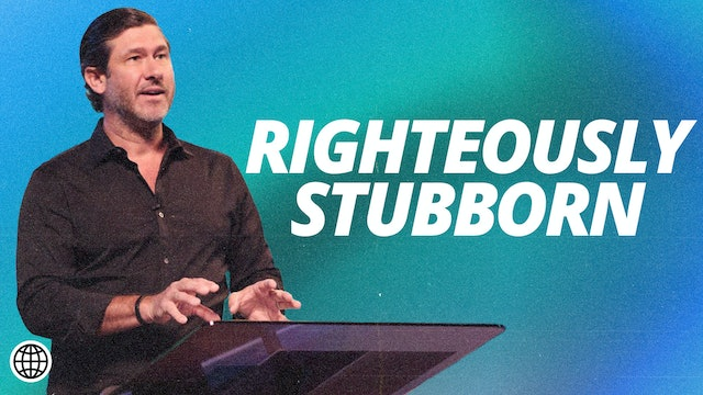 Righteously Stubborn by Nathanael Wood