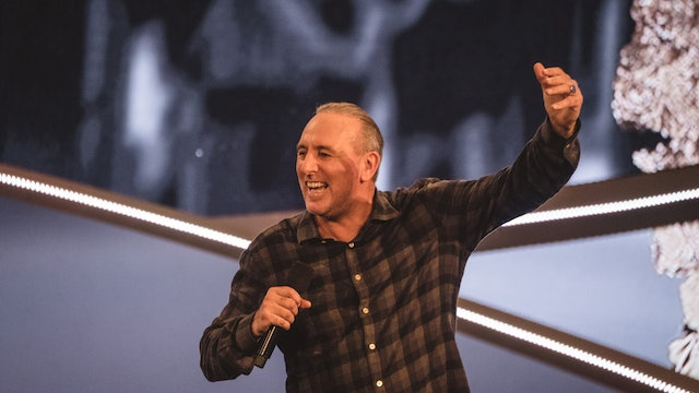 You Are The One: Empowered By The Holy Spirit by Brian Houston