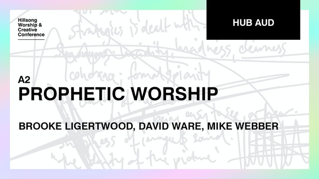 Prophetic Worship with Brooke Ligertwood