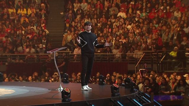 The Love of God For You - Joseph Prince - Hillsong Conference 2019