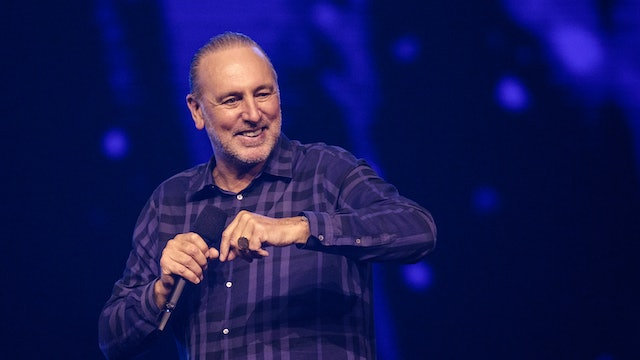The Road To Holy Spirit Power by Brian Houston