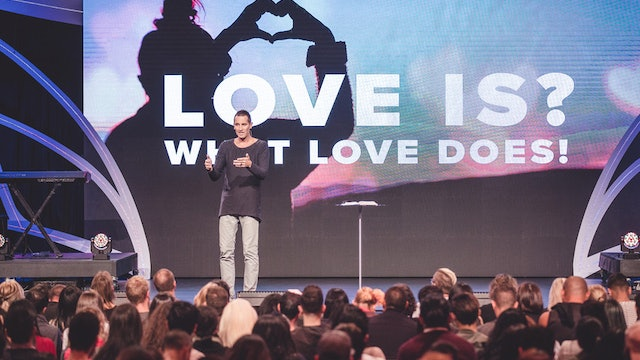Love Is What Love Does by Joel A'Bell