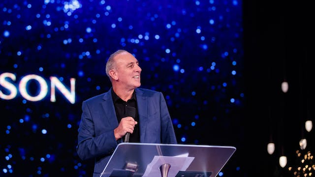 Generosity In Person by Brian Houston