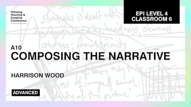Composing The Narrative by Harrison Wood