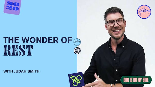 The Wonder Of Rest by Judah Smith