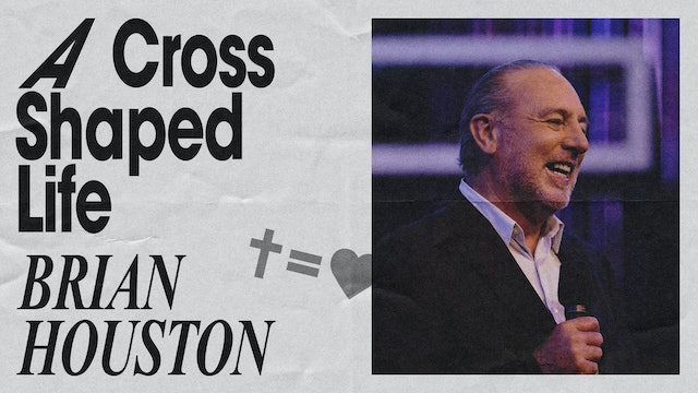 A Cross-Shaped Life by Brian Houston