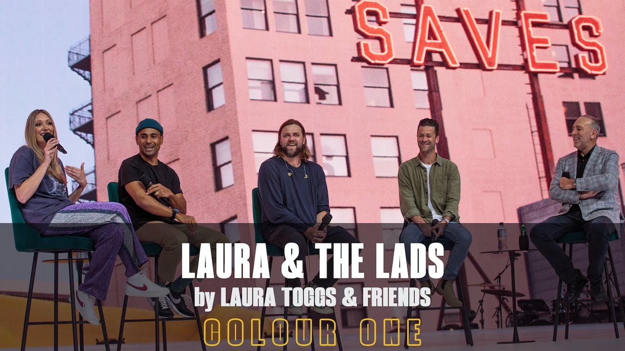 Laura & The Lads hosted by Laura Toggs