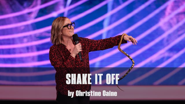 Shake It Off by Christine Caine