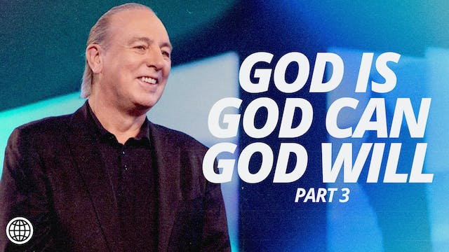 God Is, God Can & God Will Pt.3 by Brian Houston