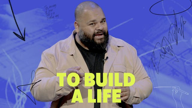 To Build A Life by Sloane Simpson