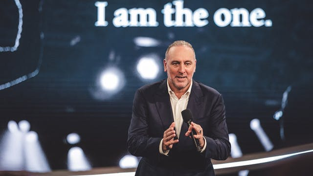 You Are The One by Brian Houston