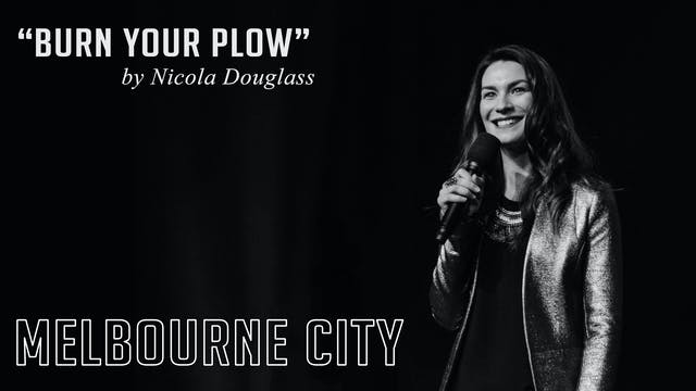 Burn Your Plow by Nicola Douglass