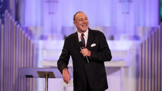 A Holy Spirit Christmas by Brian Houston