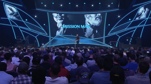 Mission Man by Brian Houston