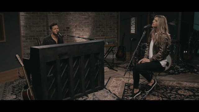 Touch Of Heaven (Live Acoustic)