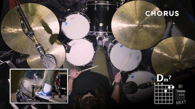 12. Drums- Be Still
