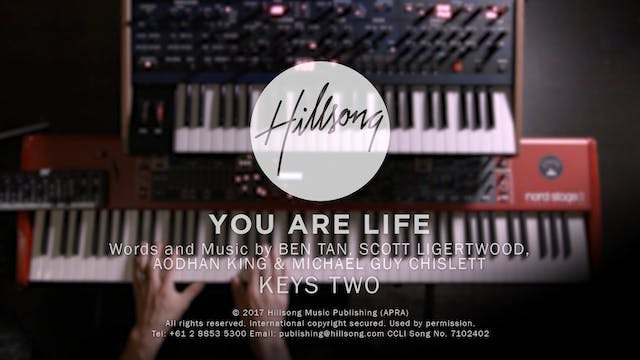 07. Keys 2+ You Are Life