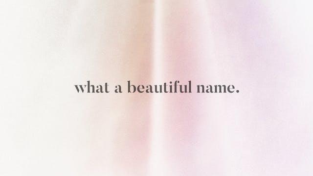 What A Beautiful Name Digital Worship Kit